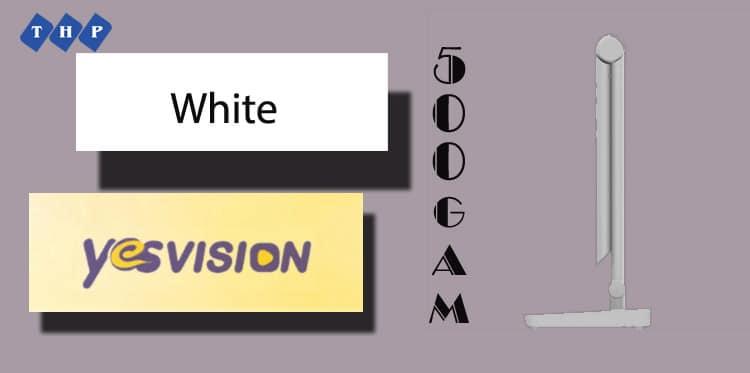 thiết kế siêu nhỏ gọn máy chiếu vật thể yesvision Ts-GT500a
